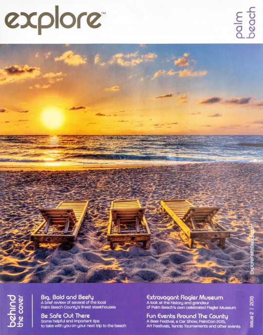 Explore the Palm Beach Magazine from Embassy Suites