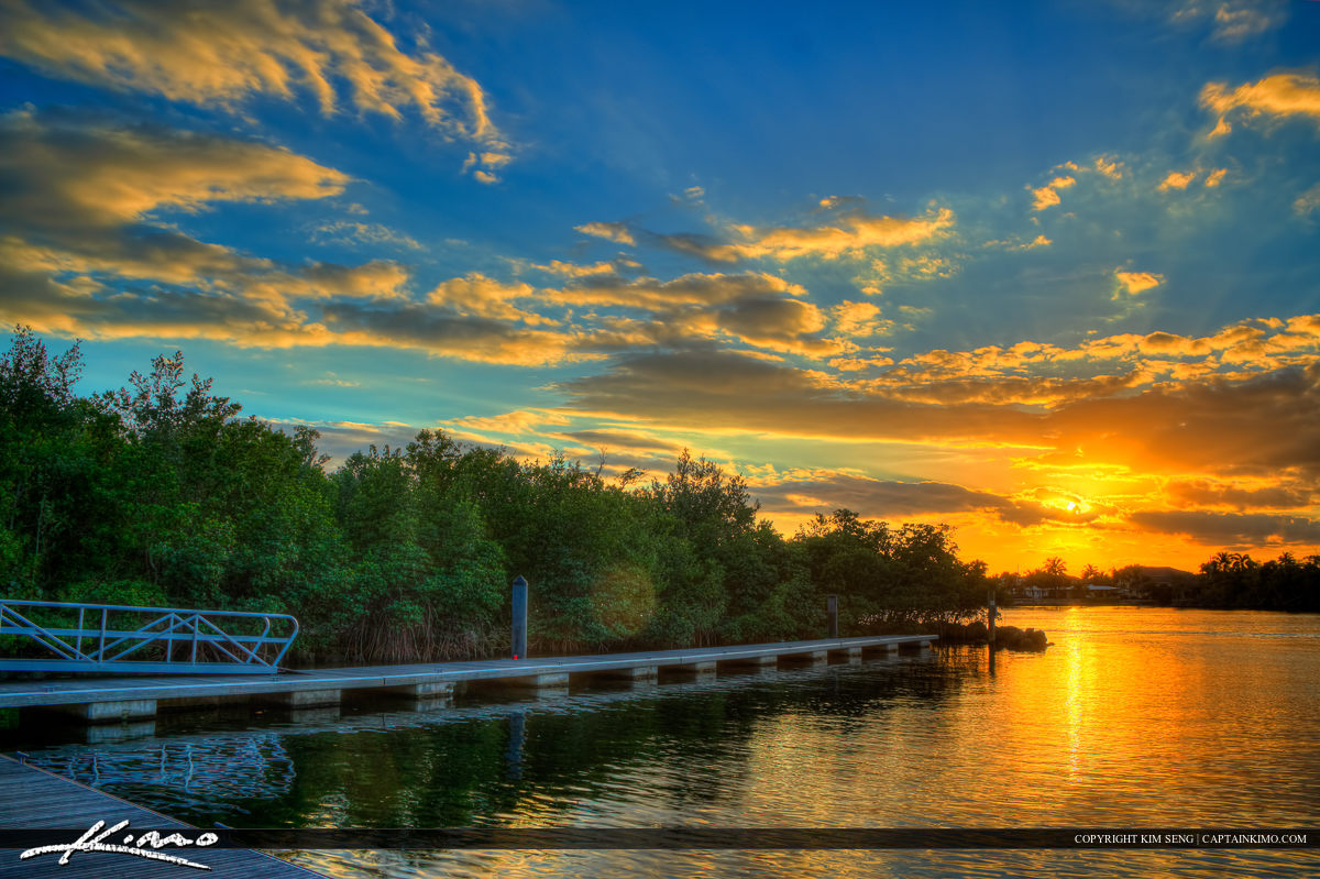 Spanish River Park Boat Launch Boca Raton