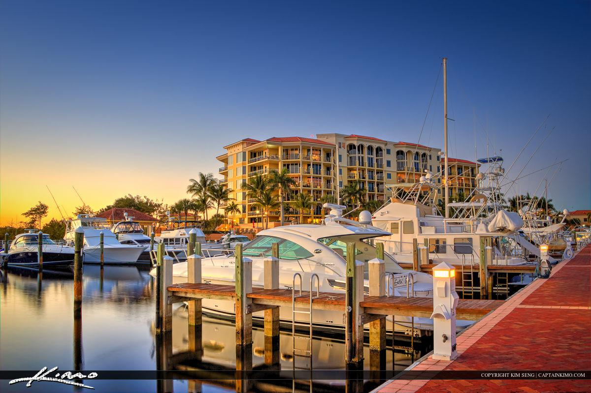 HDR Photography from Riverwalk Jupiter Florida