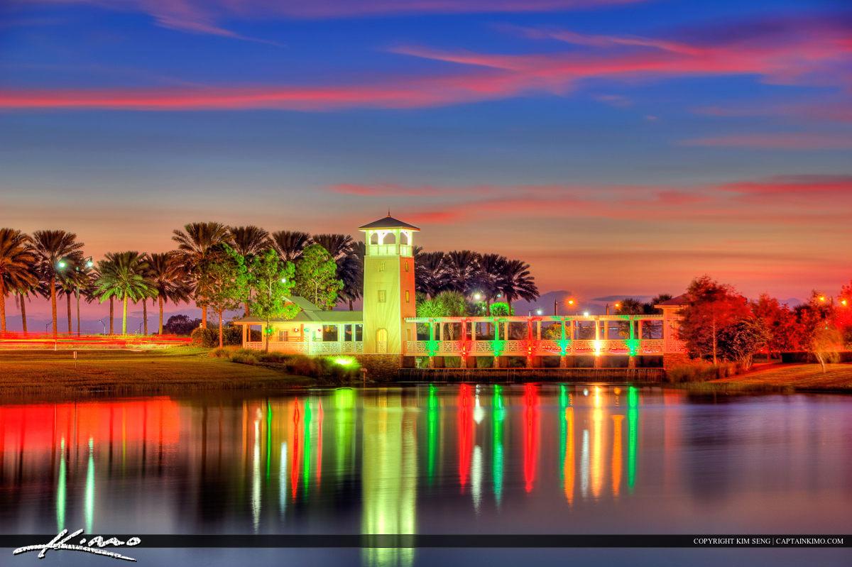 Port St Lucie Florida WO Wreath