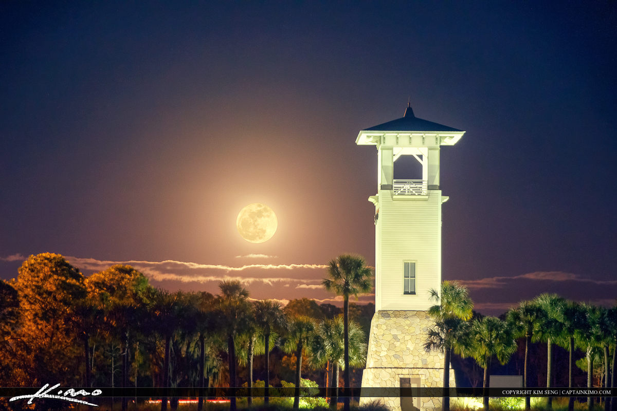 Tradition Tower Moon Rise Port St Lucie Florida