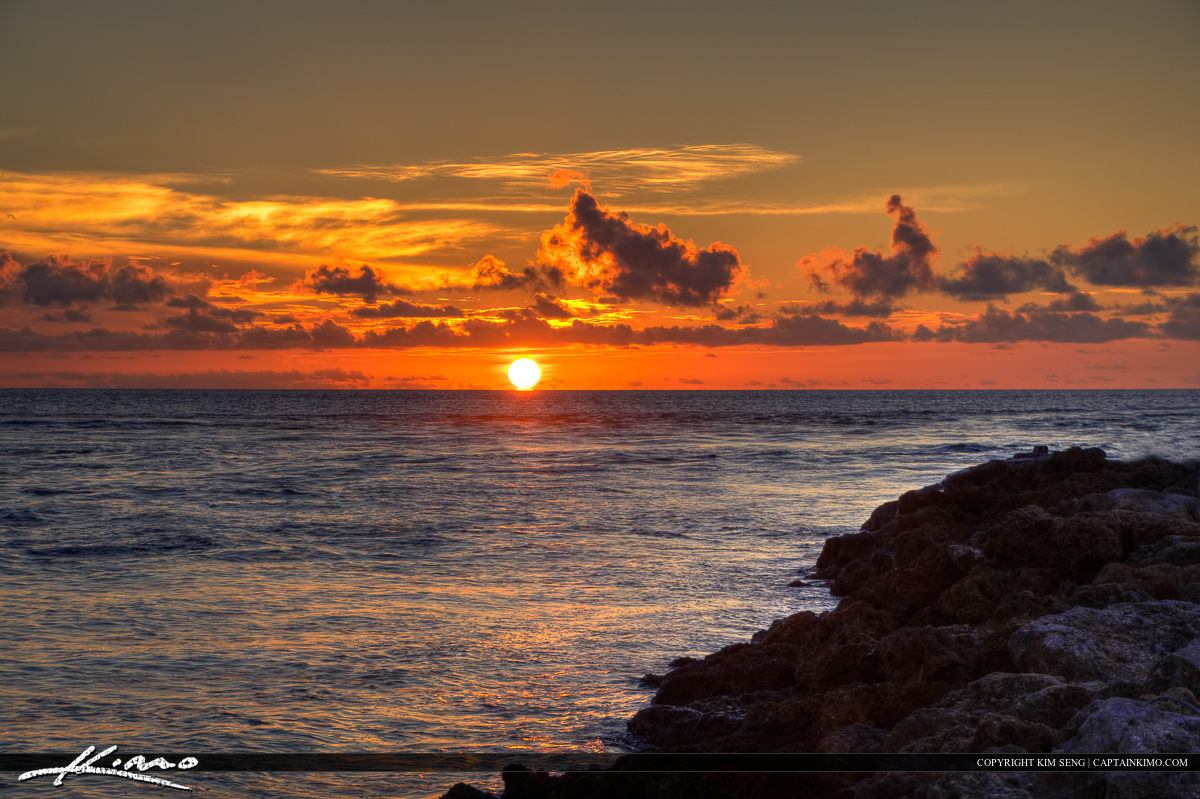 South Inlet Park Boca Raton Florida Palm Beach Counthy