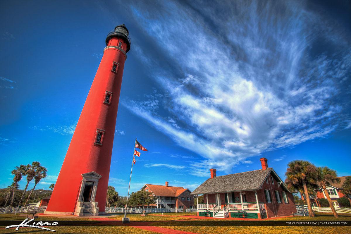 Ponce de Leon Inlet Light Port Orange Florida