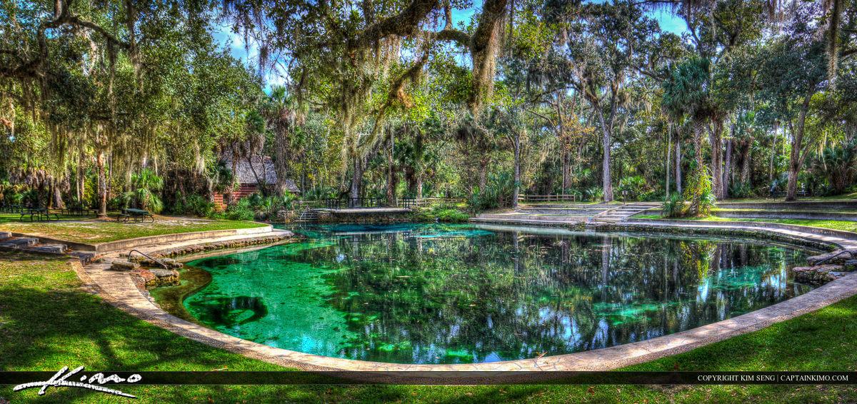 Juniper Springs Florida Pool