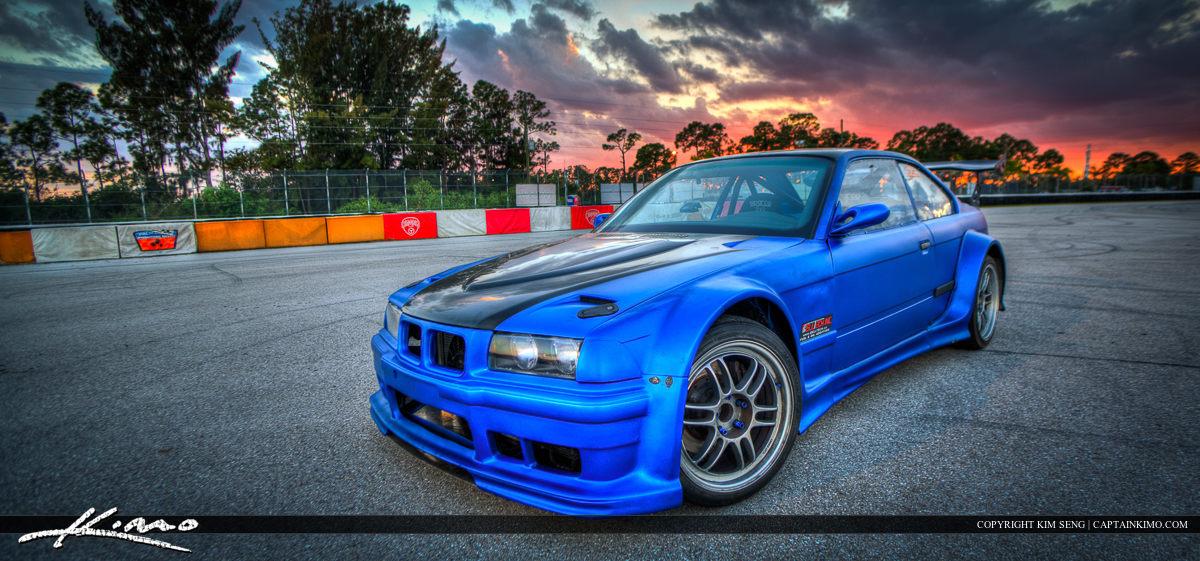 BMW E36 Ter-Tech Drifing Motorsports Car