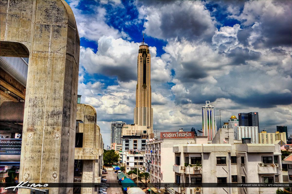 Baiyoke Sky Hotel Bangkok Thailand