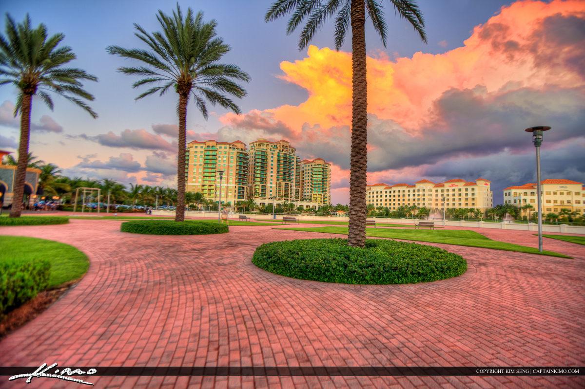 Downtown at Palm Beach Gardens at The Landmark