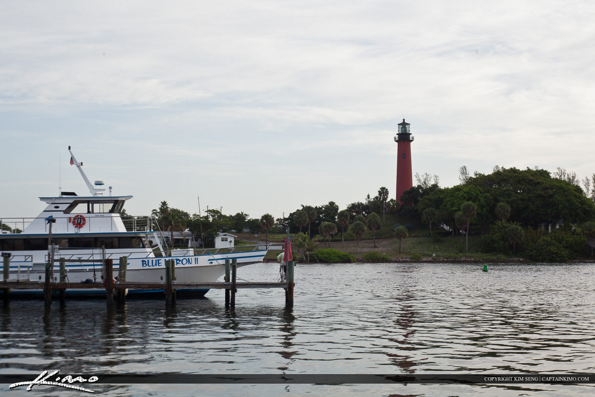 Blue Heron Charter Boat Jupiter Lighthouse May 2013