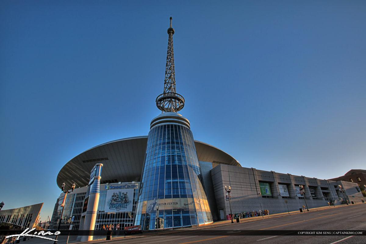 Bridgestone Arena Nashville Tennessee