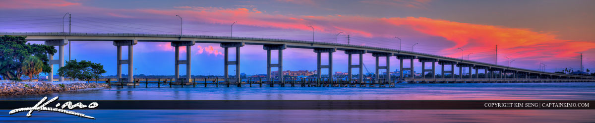 Fort Pierce Bridge Casueway to Inlet Park