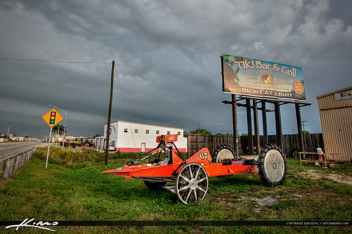 Mud Rocket Clewiston Florida