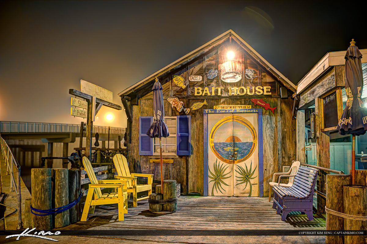 Bait House Clearwater Florida Pinellas County