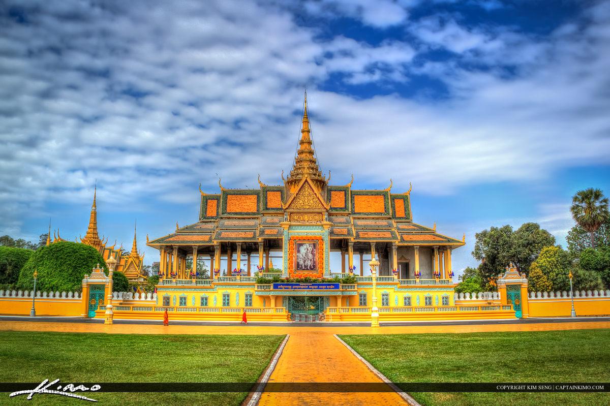 Phnom Penh Cambodia Capital Temple