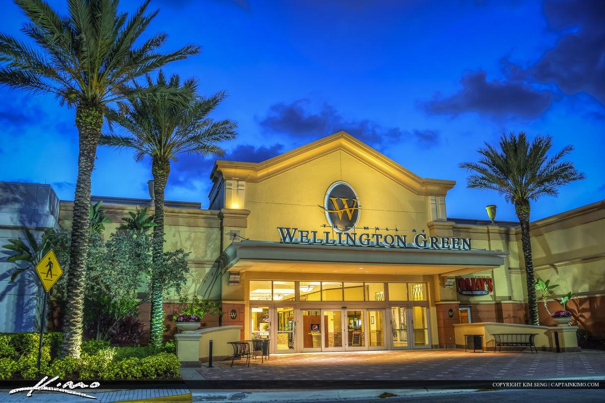 Wellington Green Mall in Palm Beach County