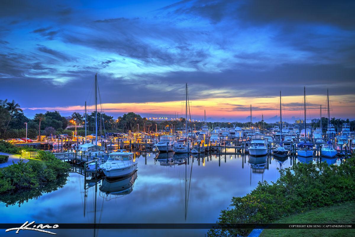 Sunrise Palm Beach County Florida HDR