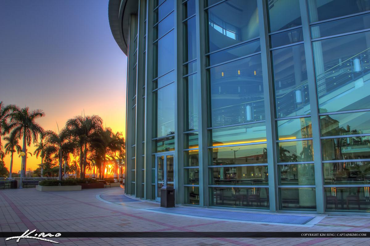 Kravis Center Theater Downtown WPB