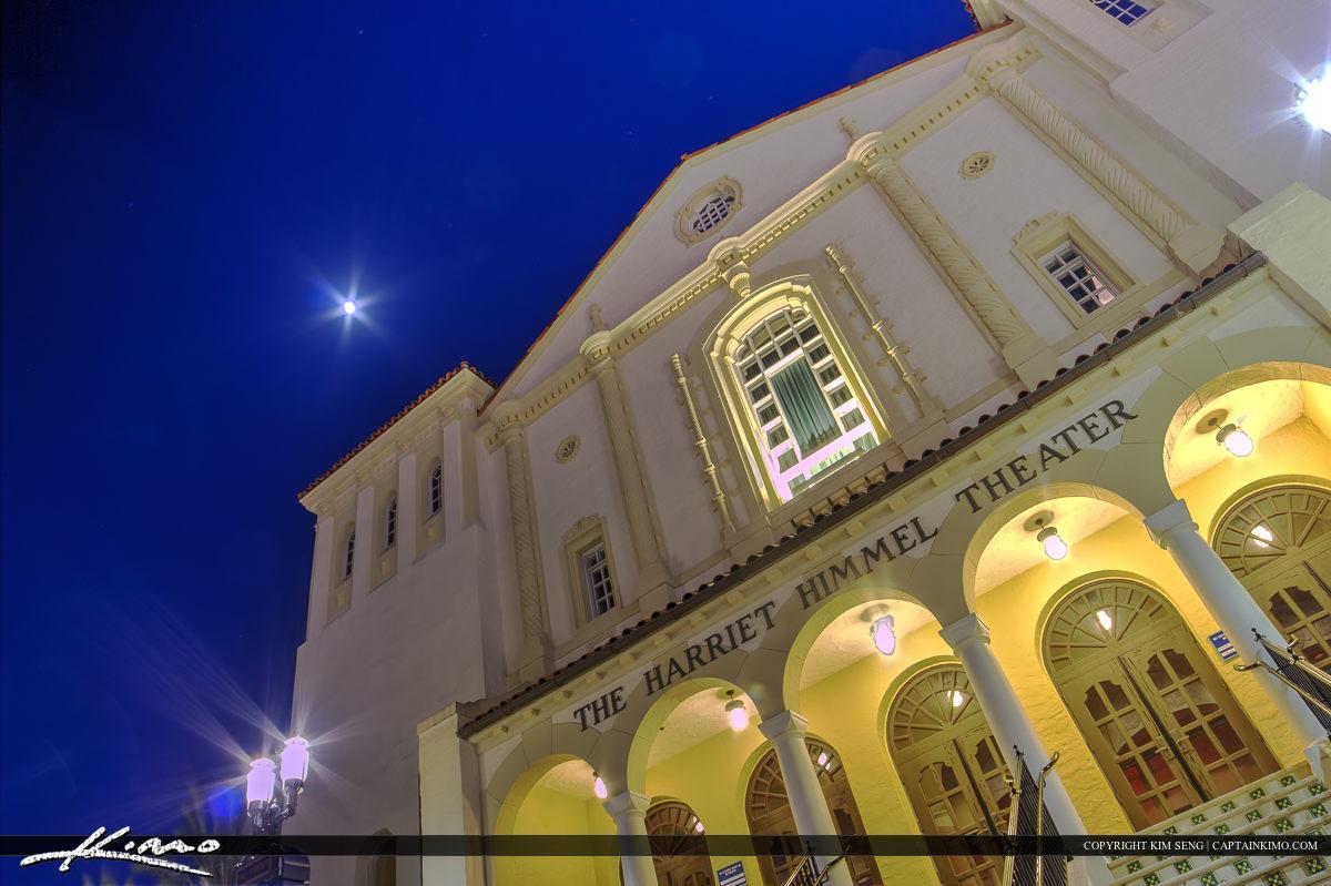 Harriet Himmel Theater Cityplace West Palm Beach