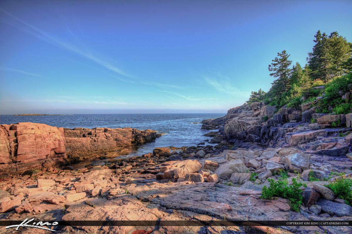 Rocky Coast Acadia National Park