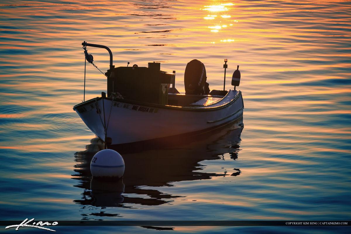 Fishing Boat South Portland Maine