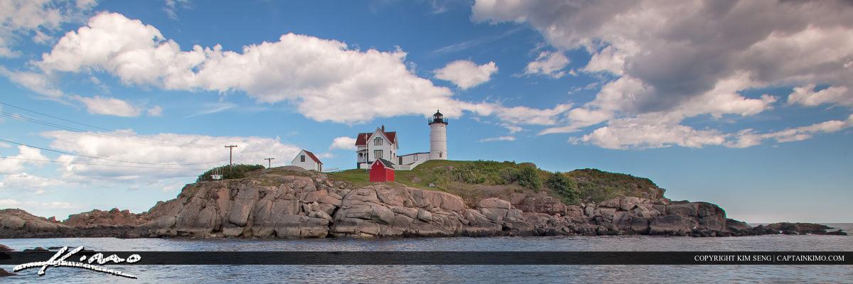 Cape Neddick Lighthouse Standing Tall