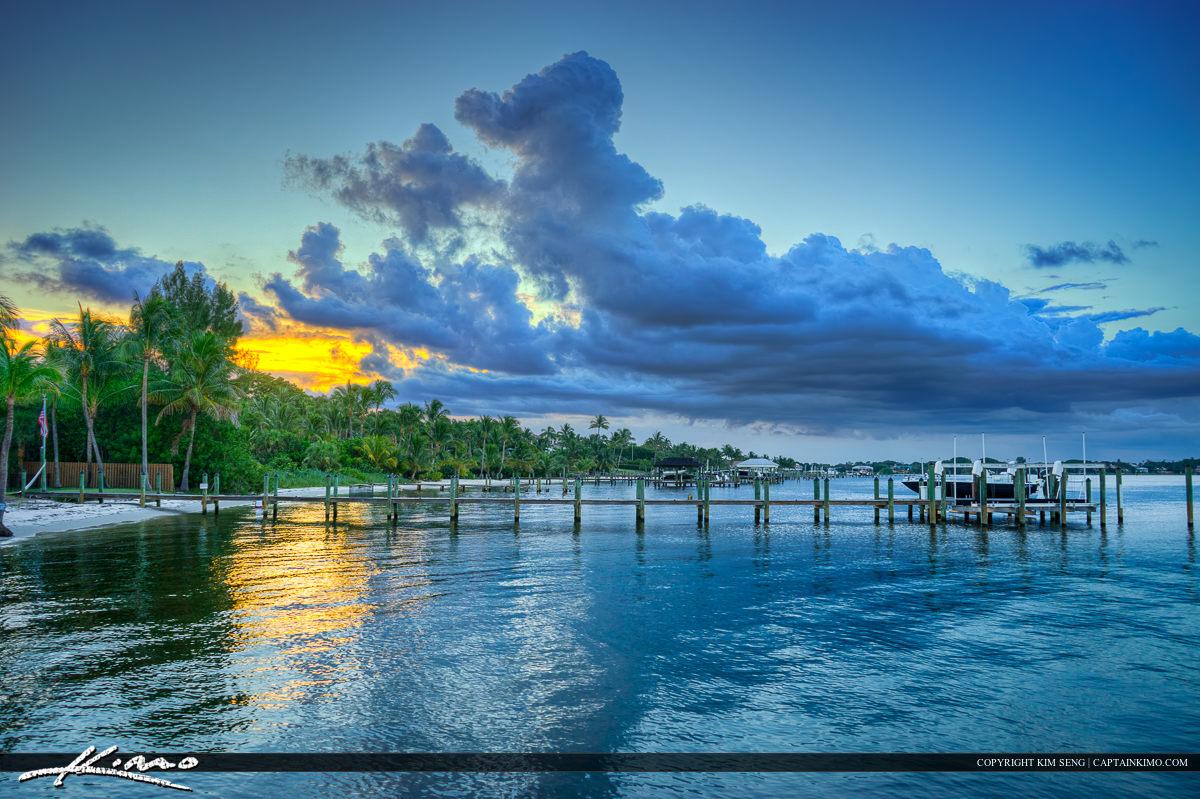 Waterfront Property Real Estate Port Salerno Florida Martin Coun