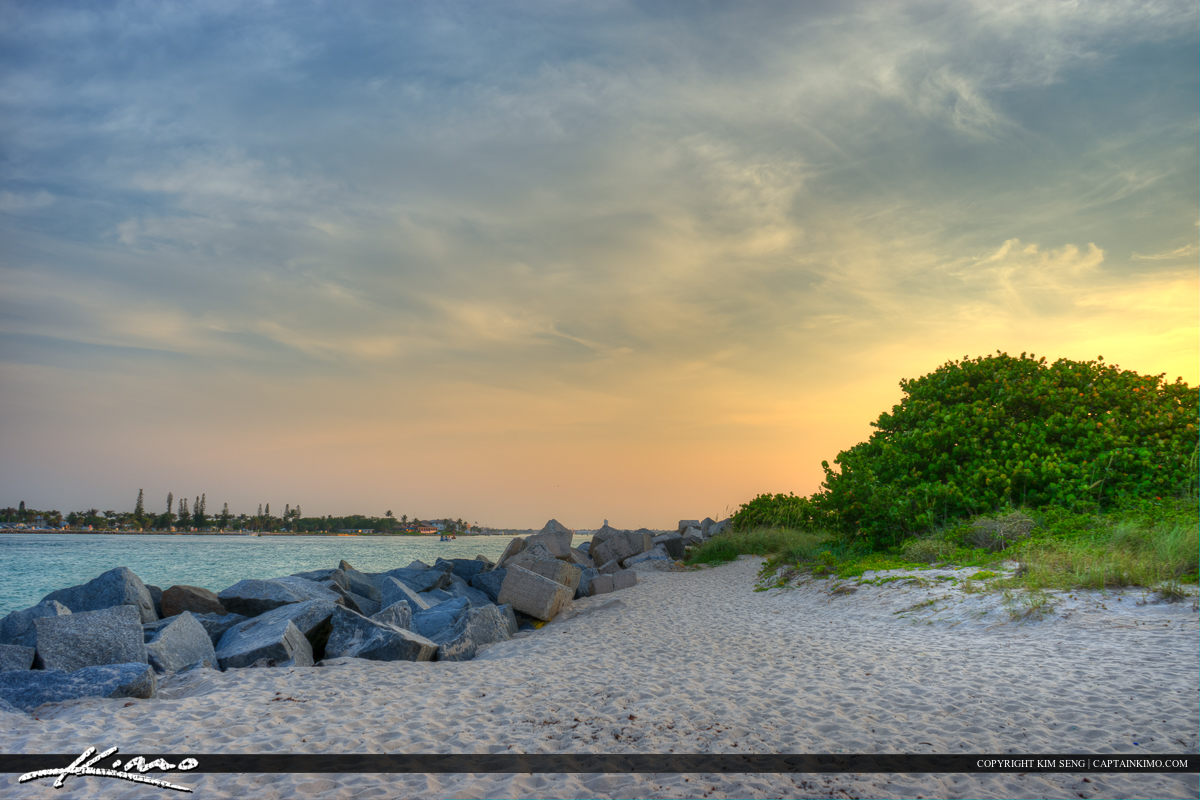 Fort Pierce Inlet State Park at Jenny Beach