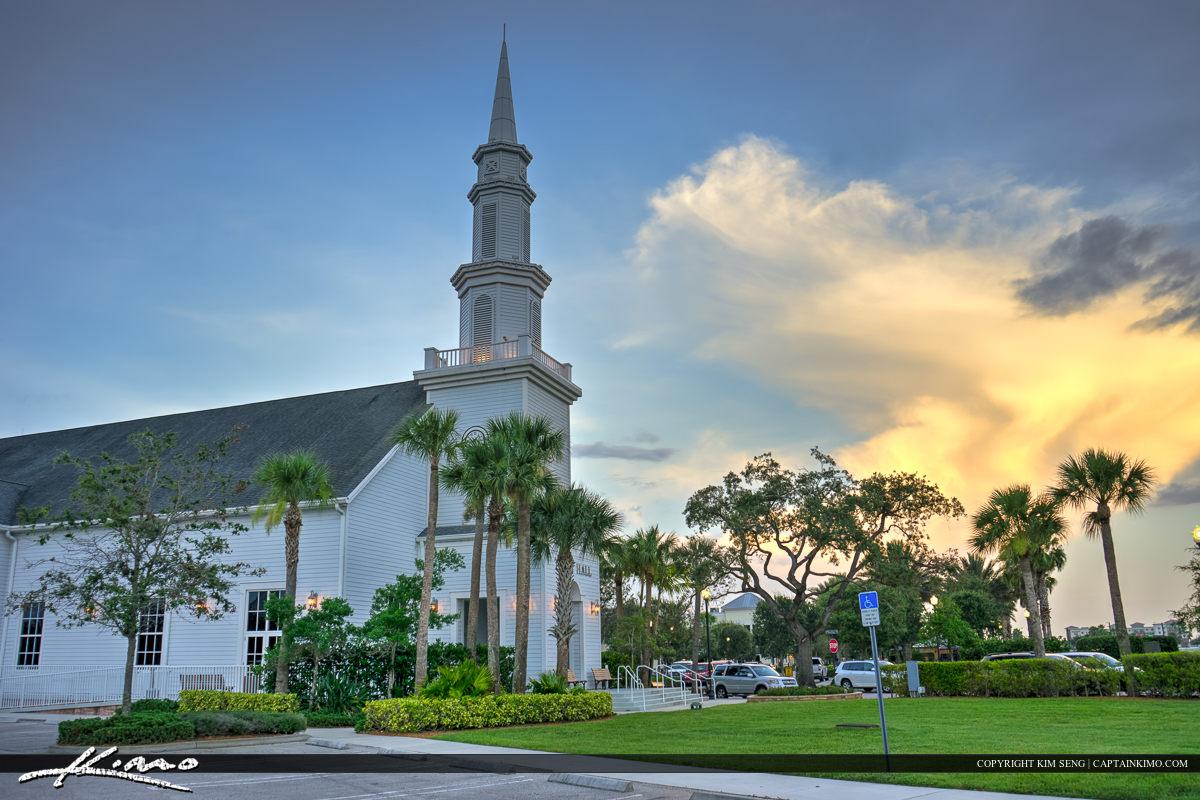 City Hall Sunrise Tradition Port St Lucie Florida