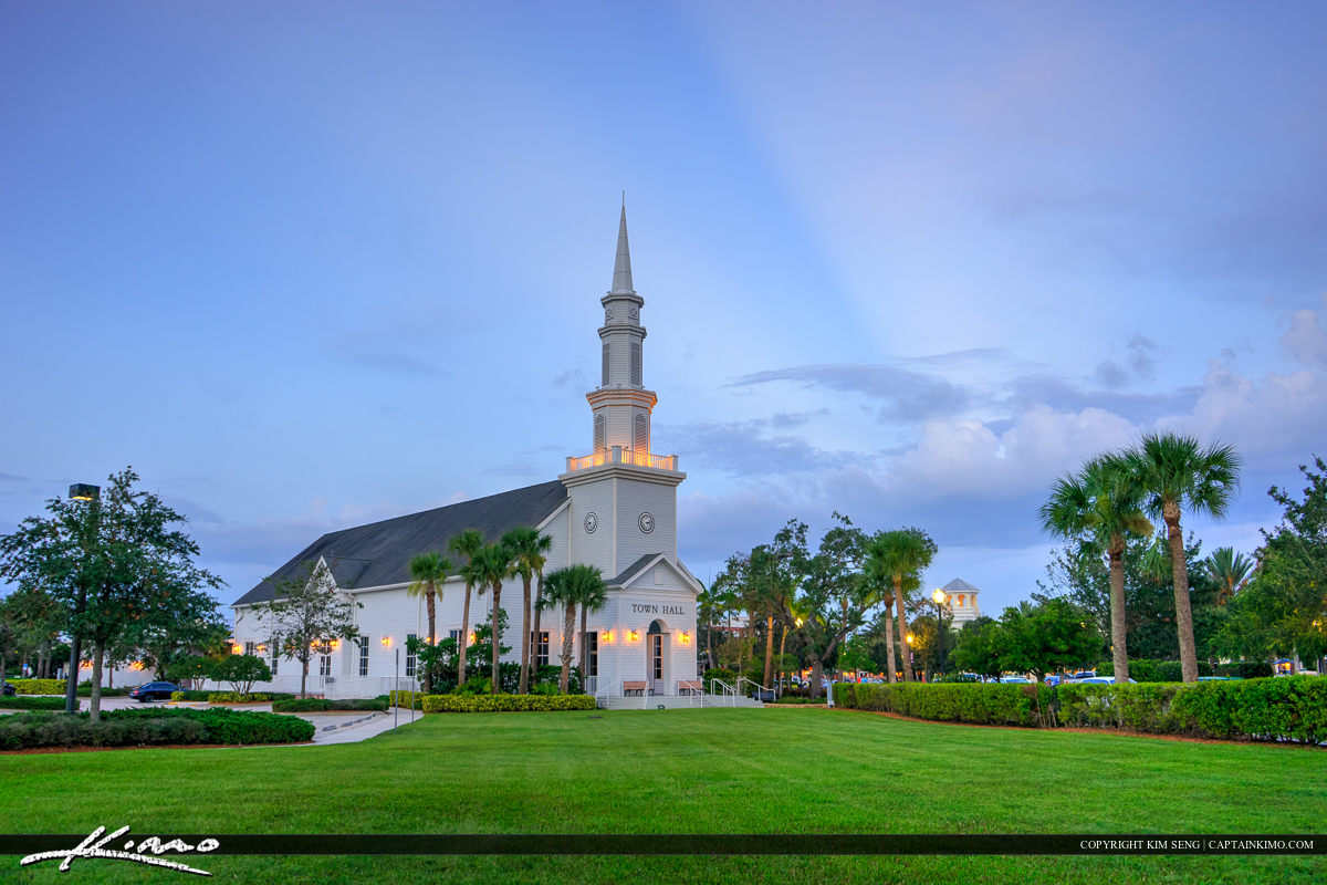 City Hall Rays Tradition Port St Lucie Florida