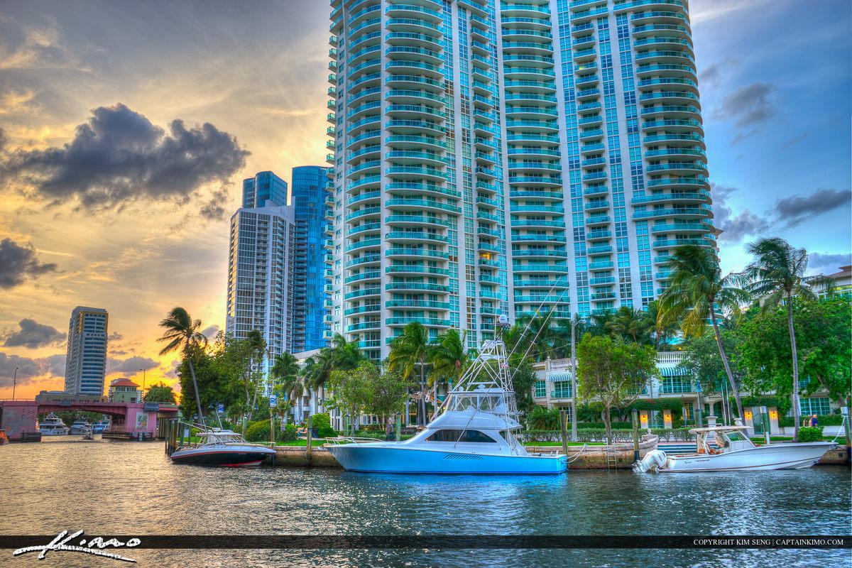 New River Fort Lauderdale Florida Broward County