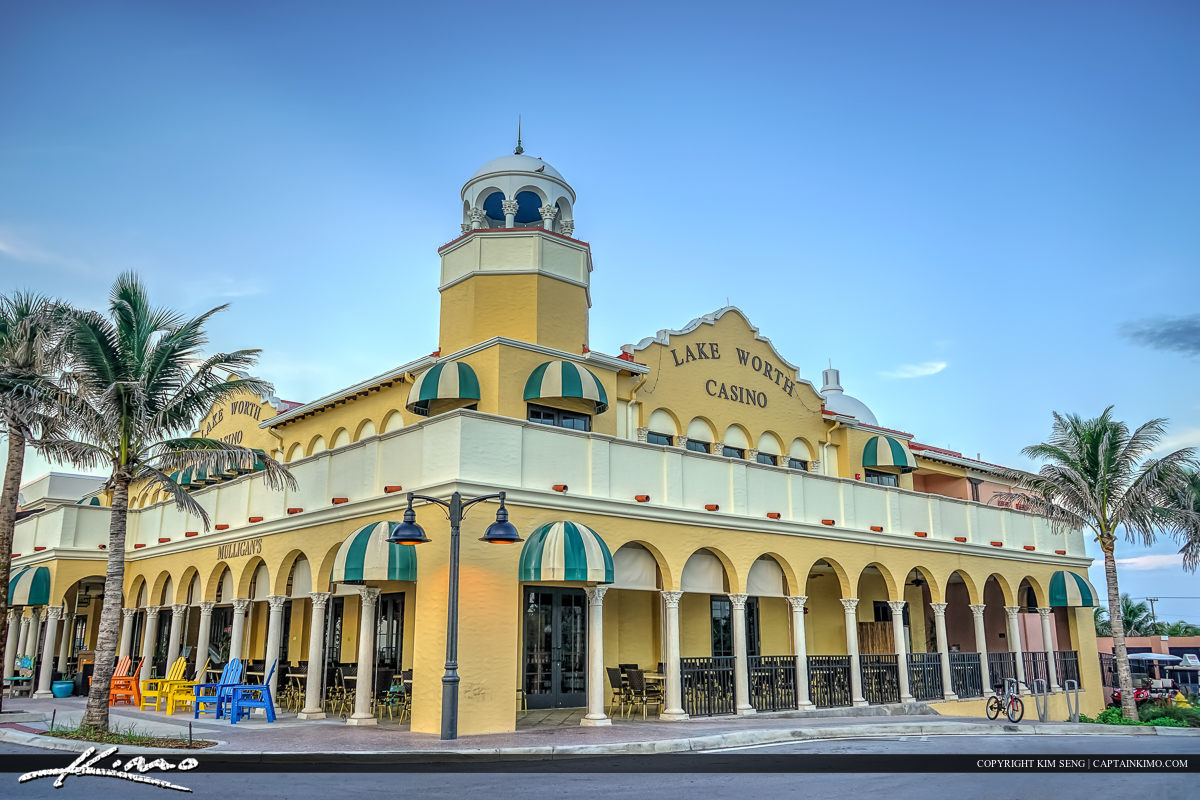 Lake Worth Casino at the Beach Round About