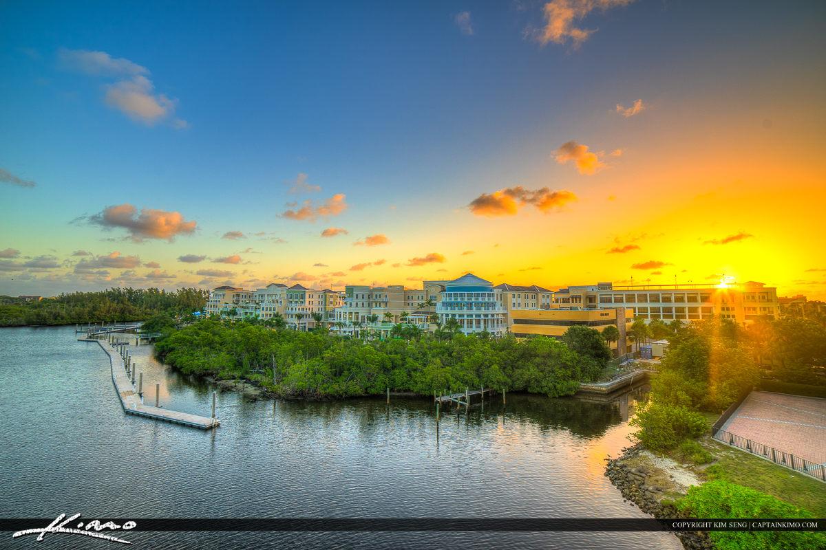 Palm Beach County Sunrise Harborside Place