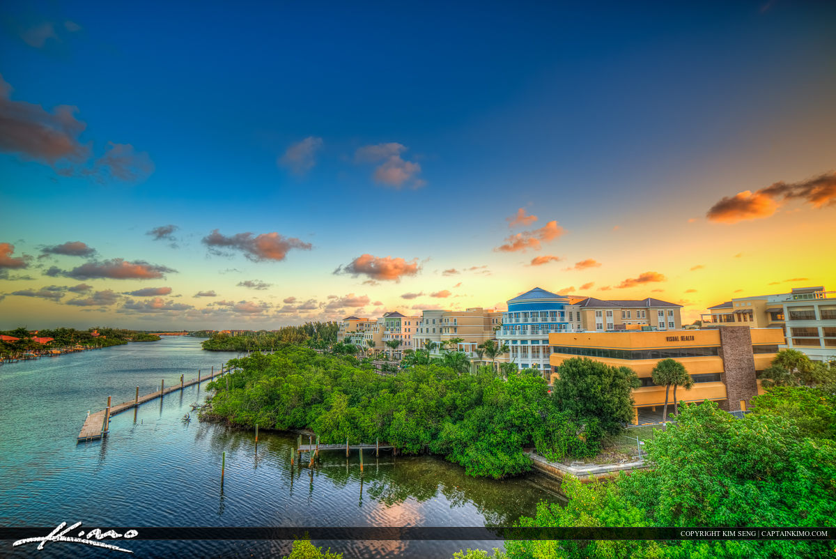 Sunrise Harborside Place Palm Beach County Florida