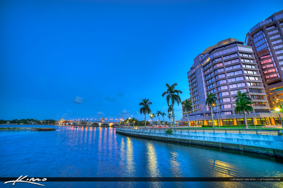 Phillips Point Building in West Palm Beach