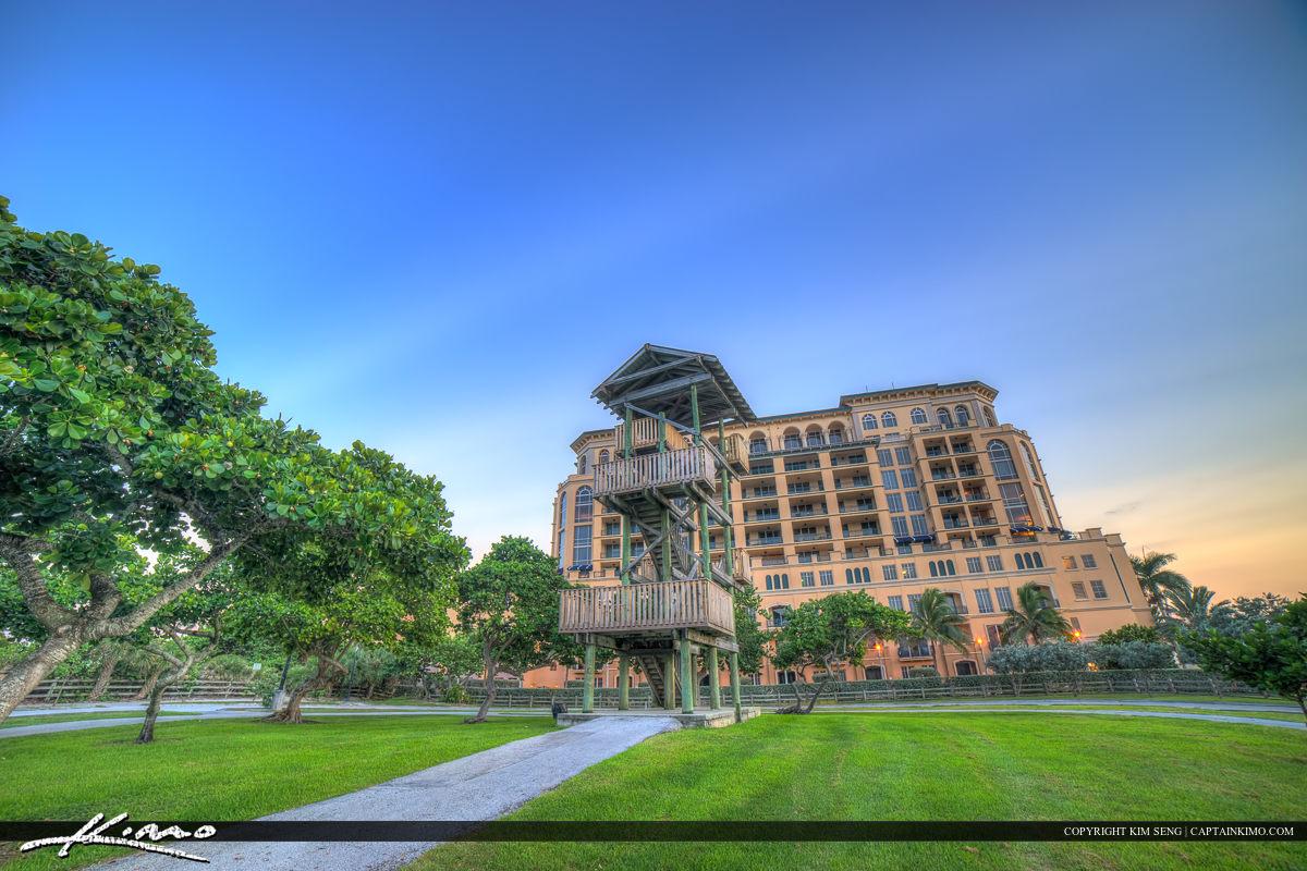Hollywood Florida Hotel at Park