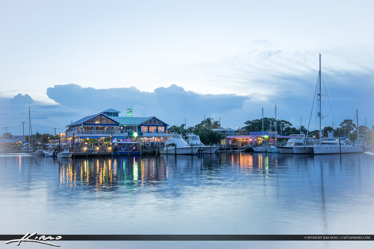 Port Salerno Florida Martin County Angry Tuna