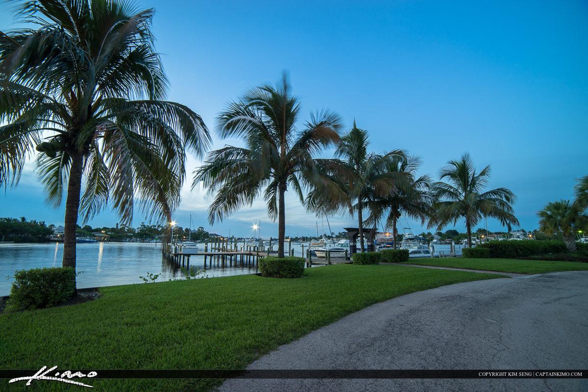 Port Salerno Florida Martin County Manatee Bay