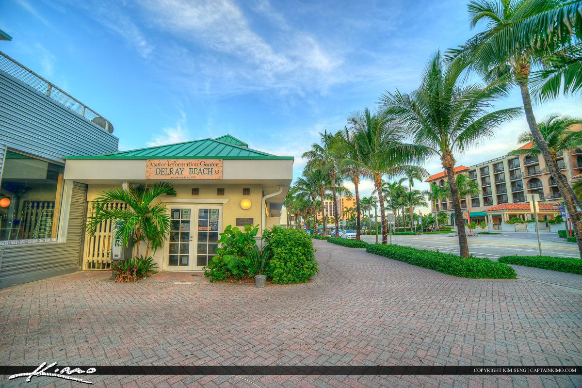 Delray Beach Florida Visitor Information Center
