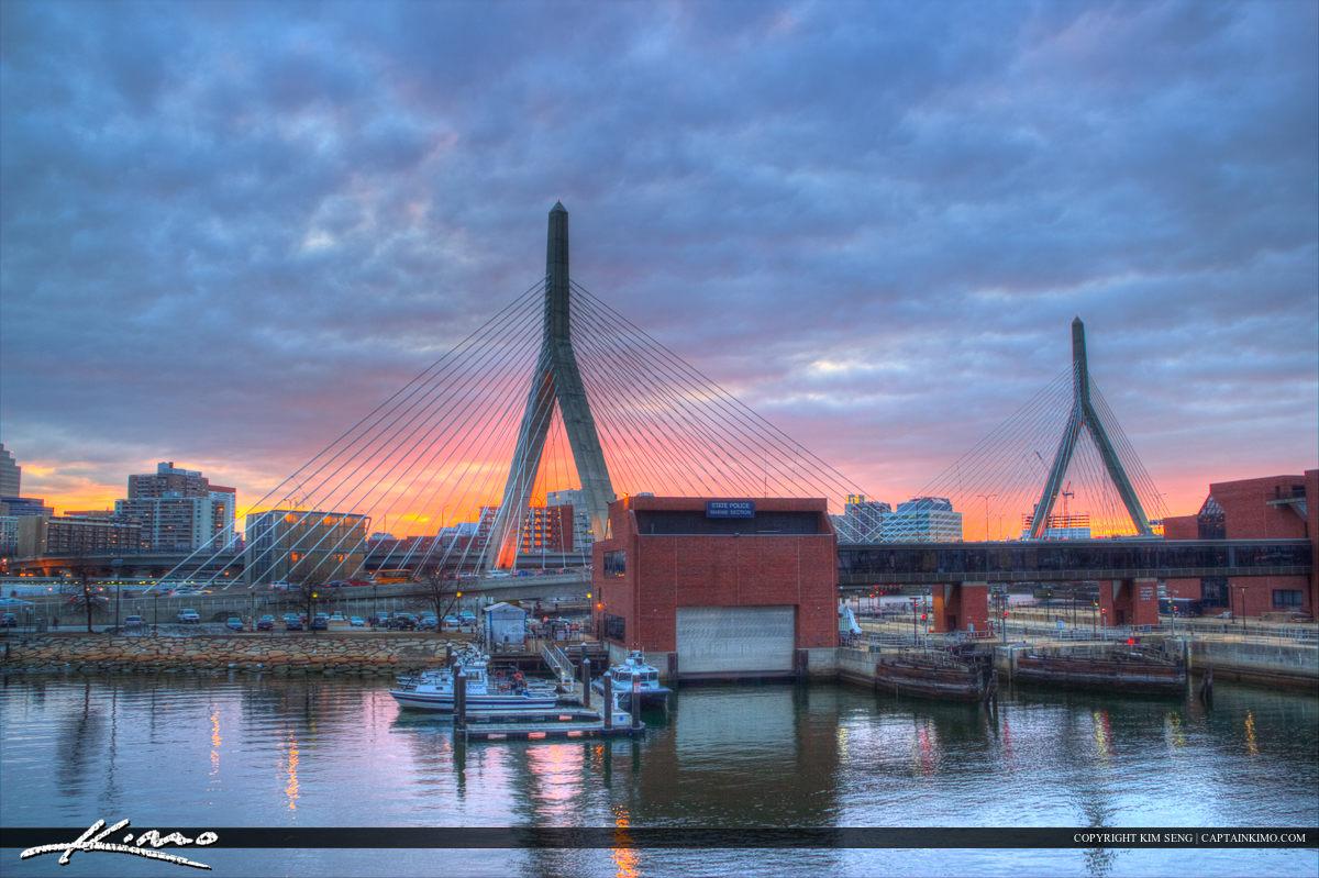 Boston City Downtown Marina