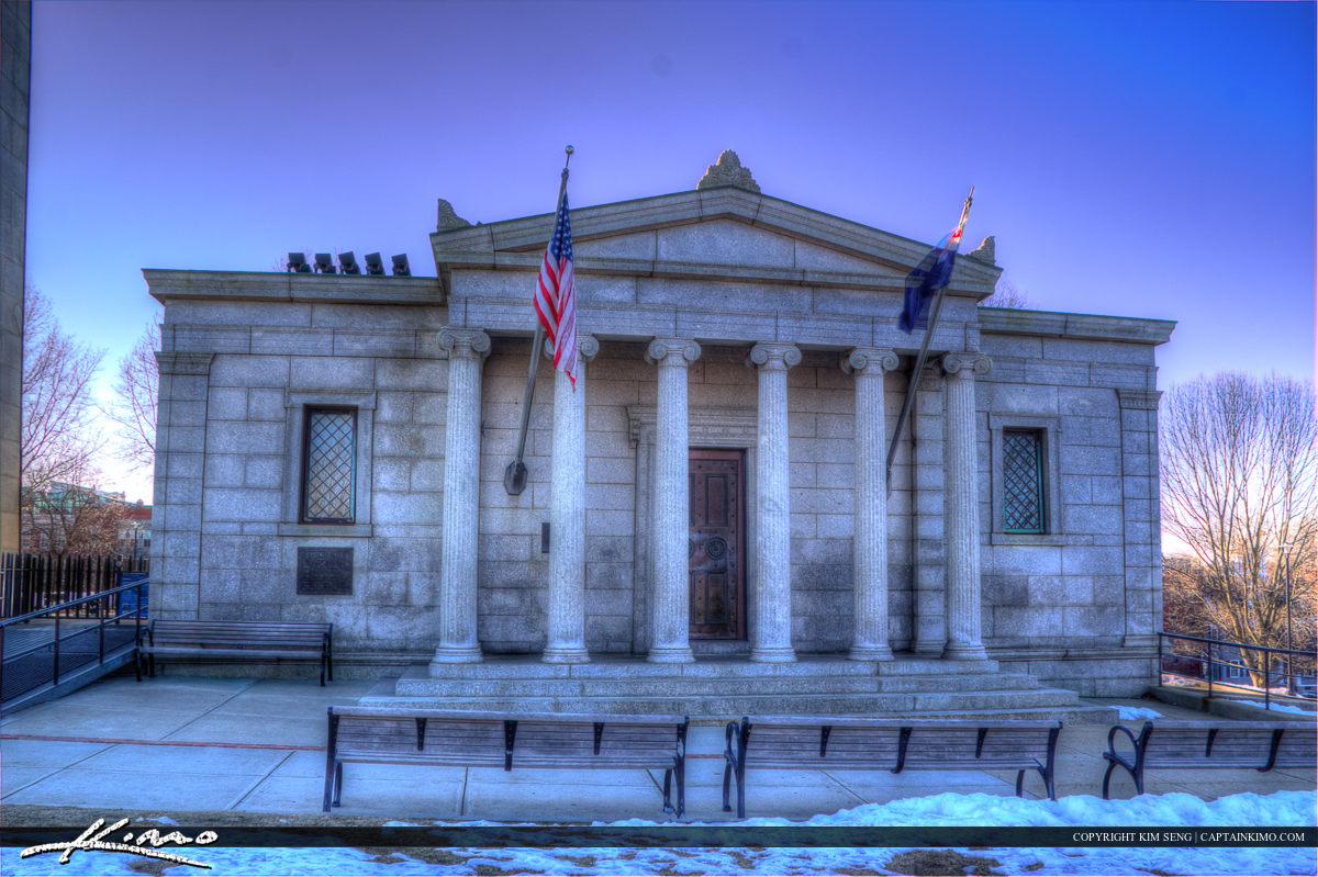 Boston Bunker Hill Museum