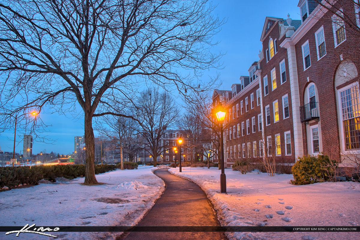 Harvard Square Cambridge Massachusetts Harvard Business School B