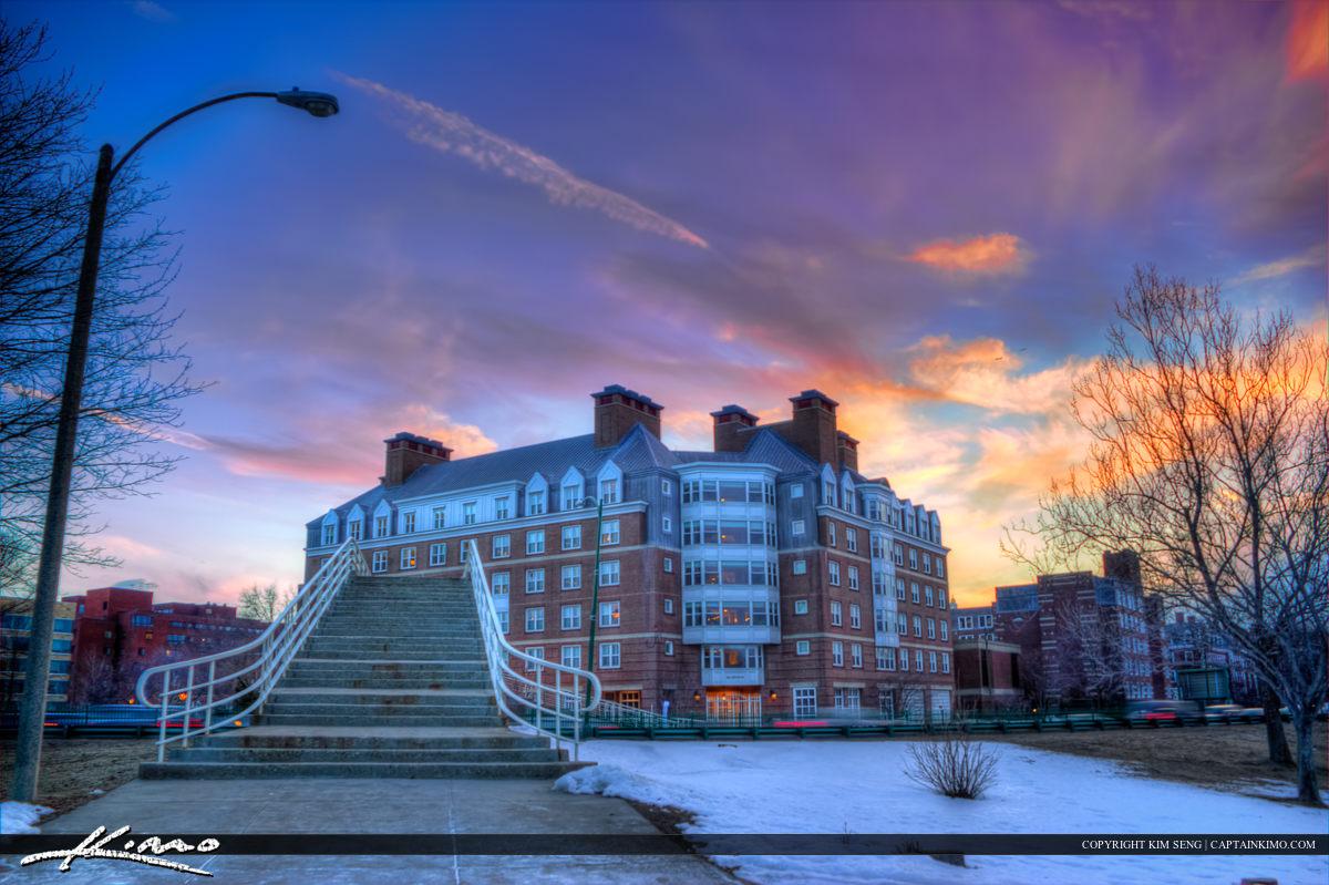 Harvard Square Cambridge Massachusetts Harvard Business School M