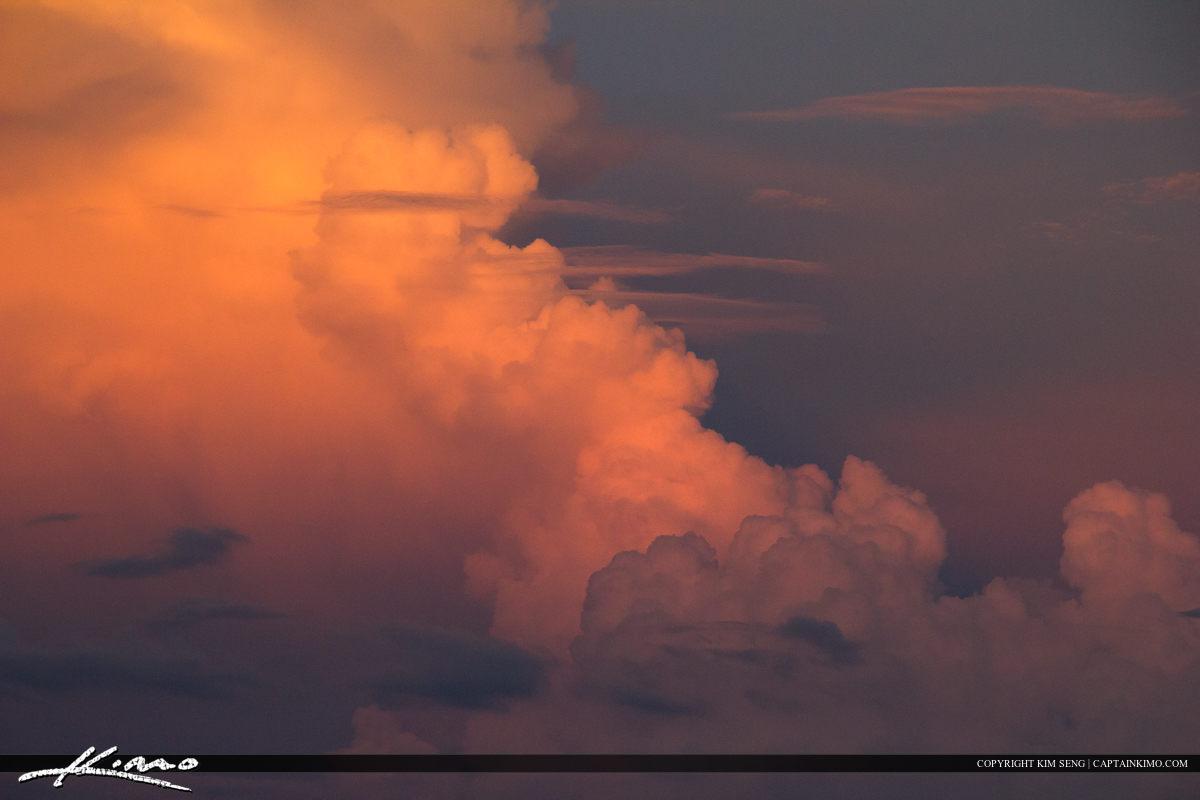 Cloud Background Pastel Texture