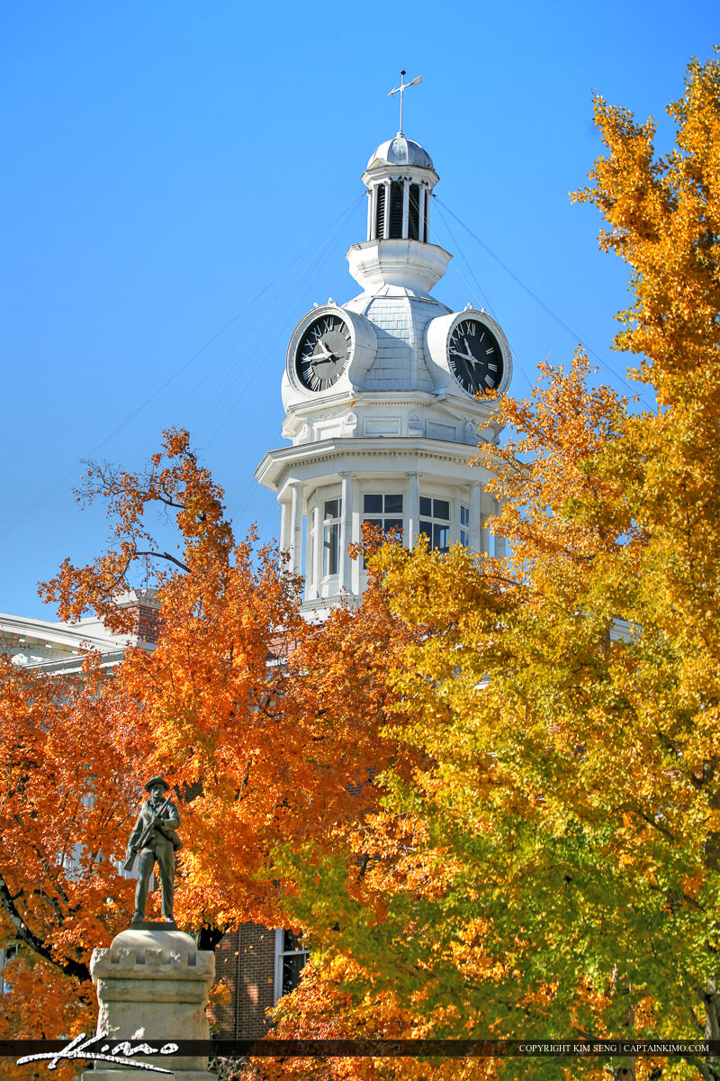 Murfreesboro Tennessee Rutherford County Courthouse