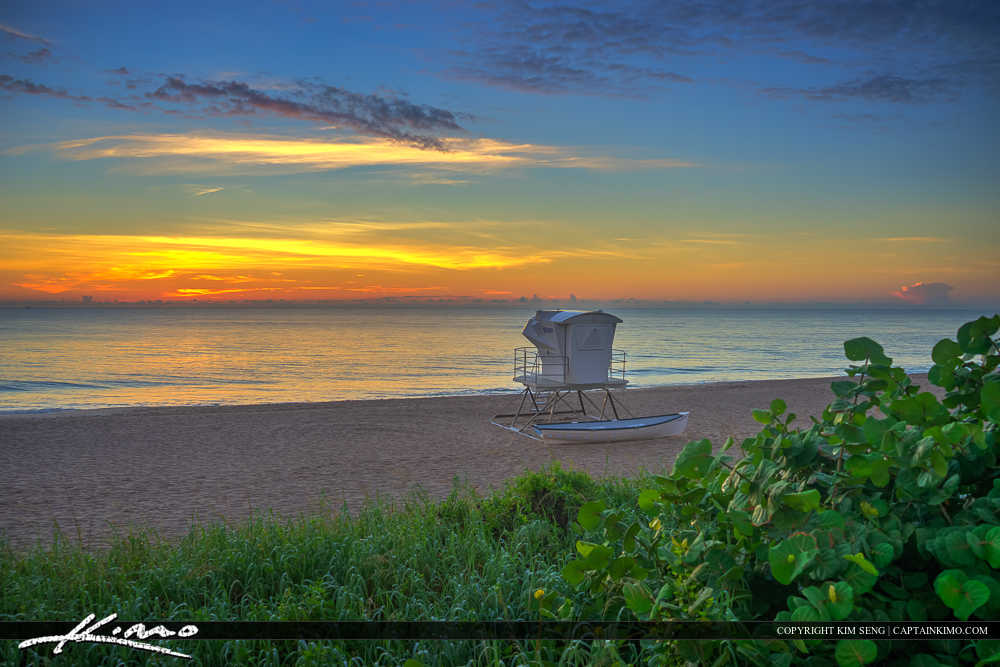 West Palm Beach Sunrise Ocean Boulevard