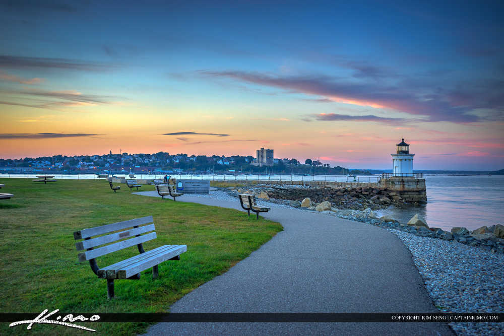 Bug Light Park South Portland Maine