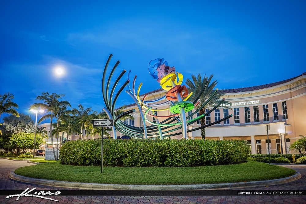 Palm Beach Gardens Florida Downtown Legacy Place
