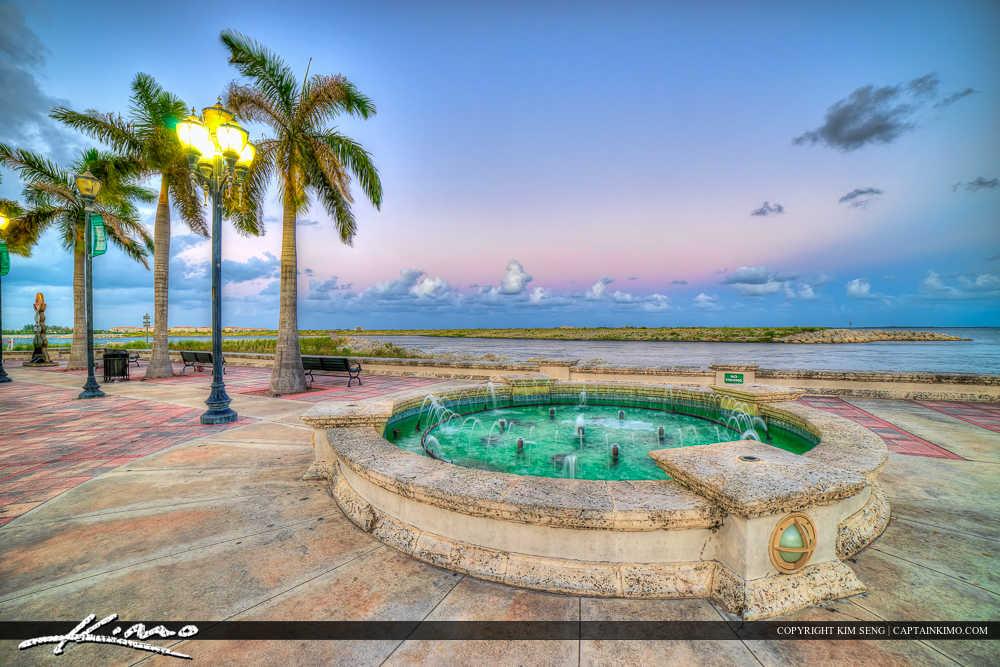 Fort Pierce Gazebo Park Florida