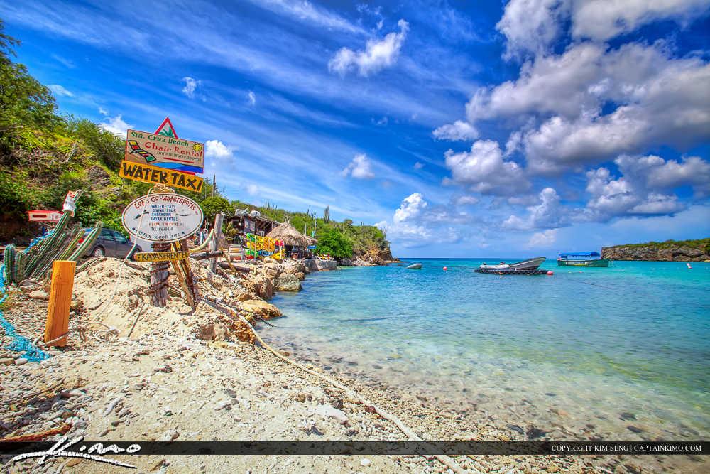 Paradise Caribbean Island Curacao Dream Vacation