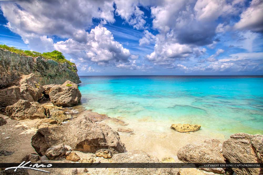 Paradise Caribbean Island Curacao Blue Waters