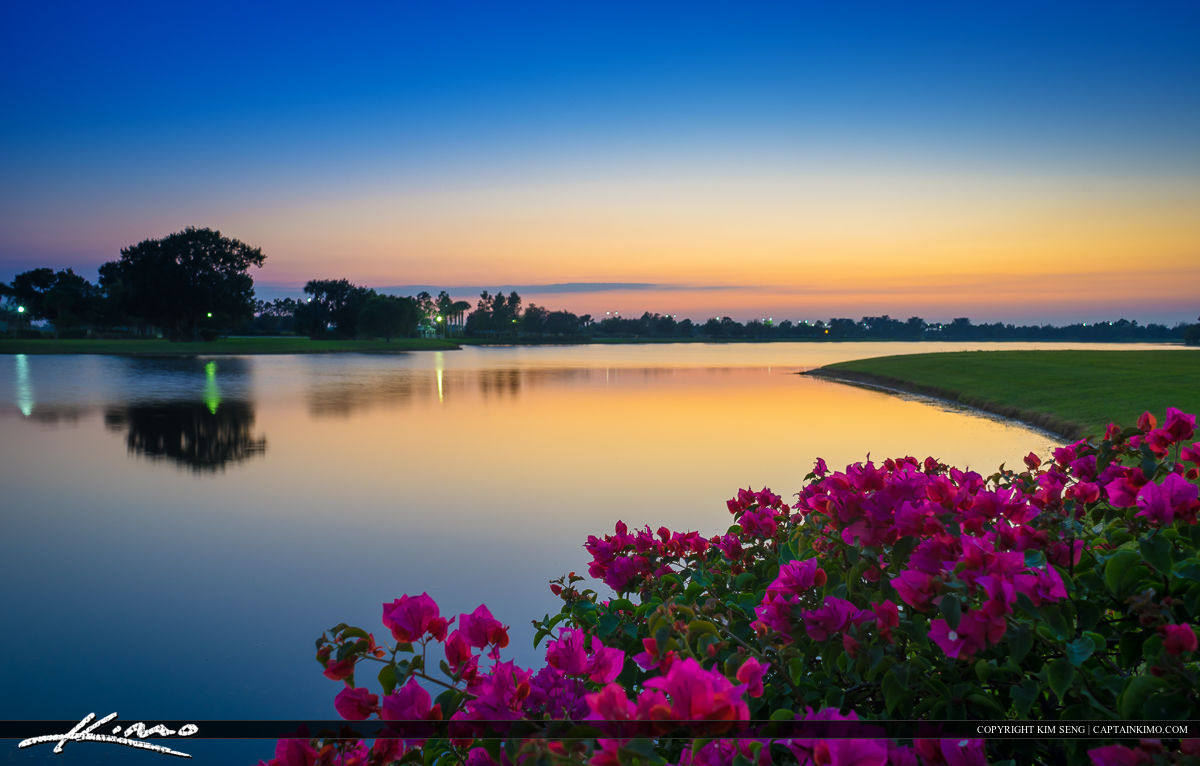 Bougainvillea Lake Port St. Lucie at Tradition Square
